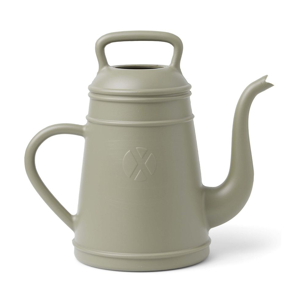 Gießkanne LUNGO - olivegrün 8 Liter