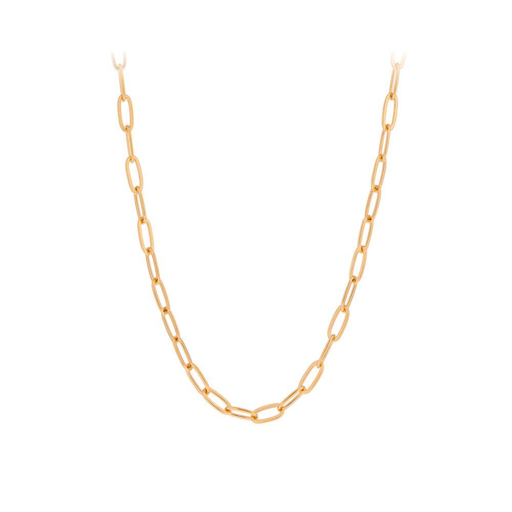 Halskette Esther - gold 45 cm