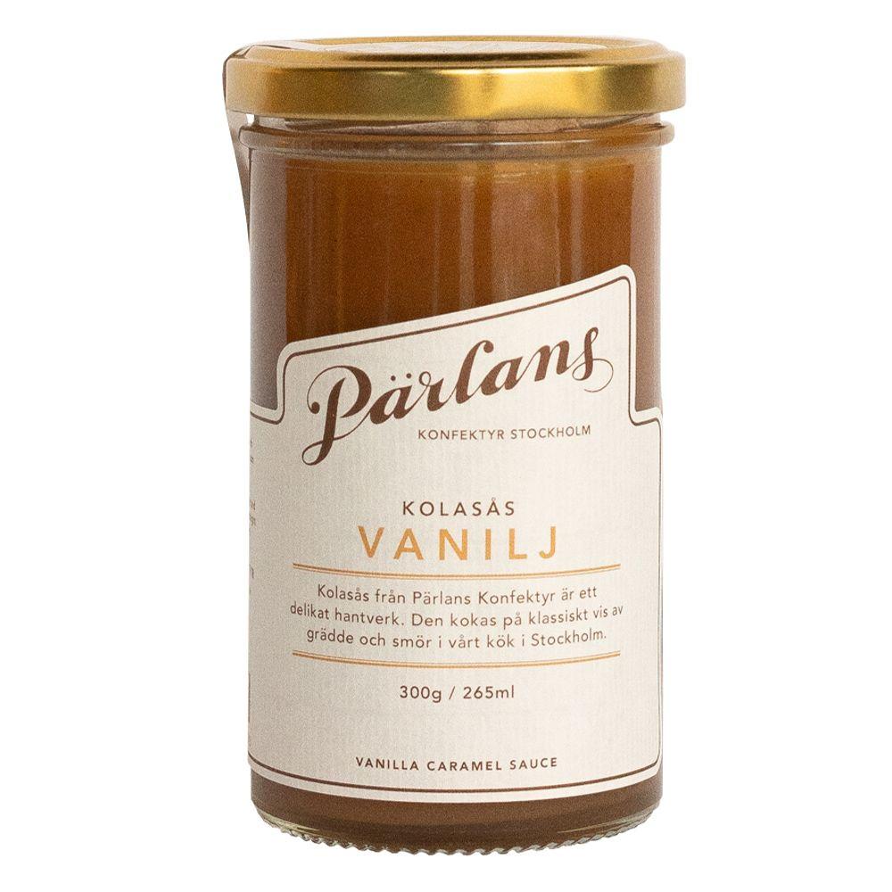 Karamell-Vanille Soße