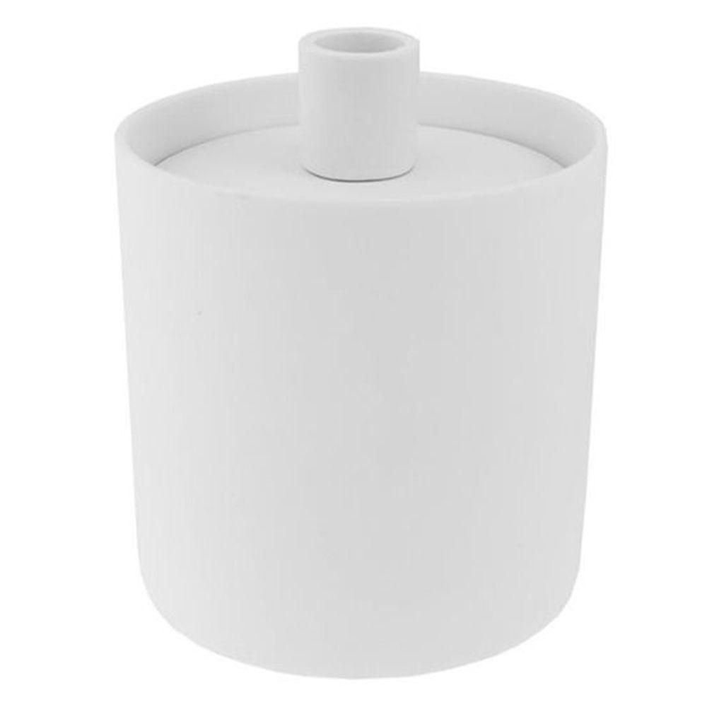 Kerzenhalter / Aufbewahrung Kolboda - weiß