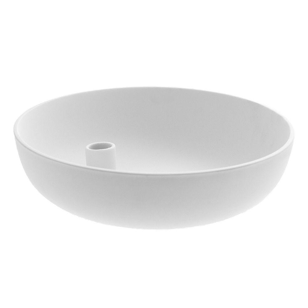Kerzenhalter Lidatorp - weiß XL