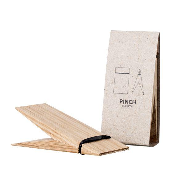 Klammer aus Holz Pinch - Oak