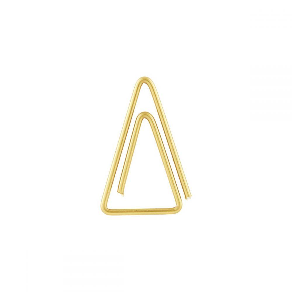 Klammern Triangel - messing