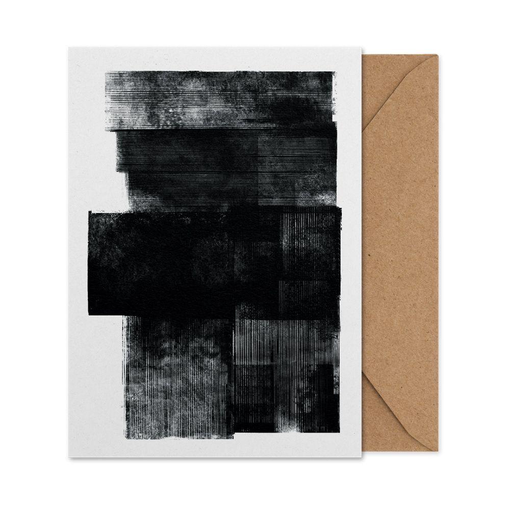 Klappkarte - Midnight Art