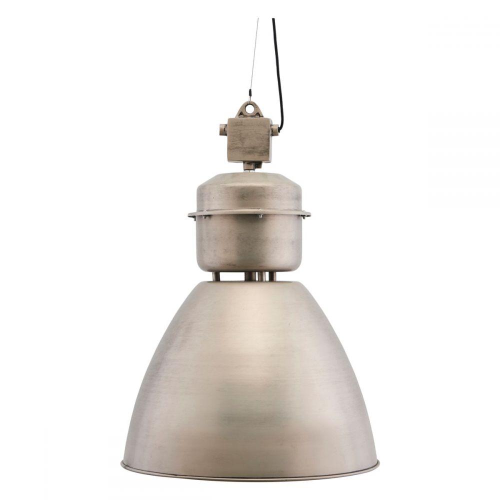 Lampe Volumen - gunmetal-grau groß