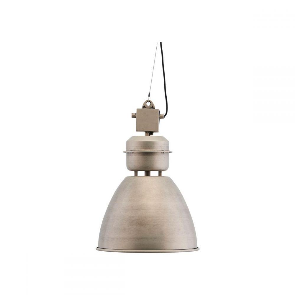 Lampe Volumen - gunmetal-grau klein