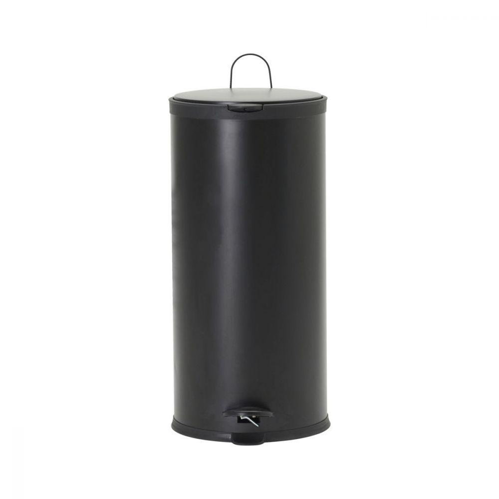 Mülleimer Eda - schwarz 30 l
