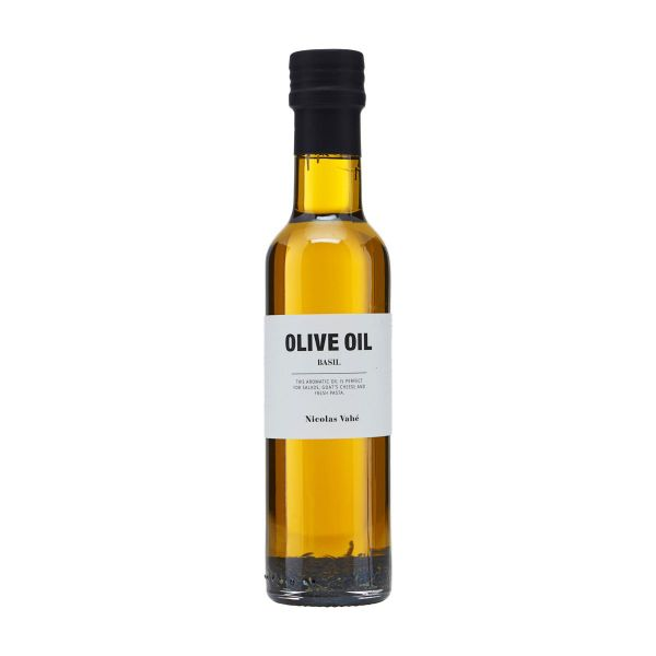 Olivenöl - Basilikum