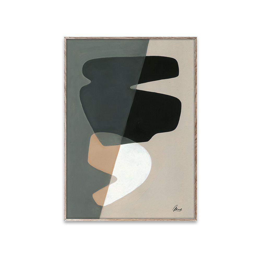 Poster - Composition 02 - 30x40 cm