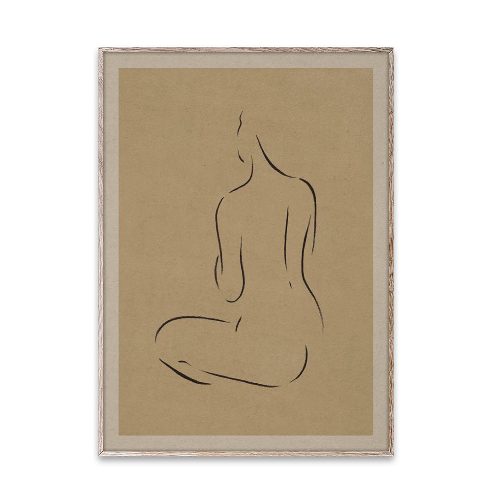 Poster - Grace III - 50x70 cm