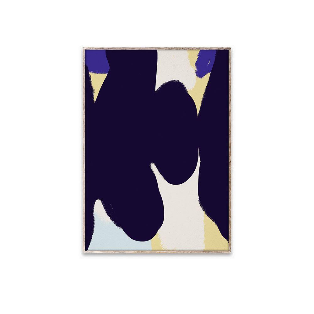 Poster - Ink Grain 01 - 30x40 cm