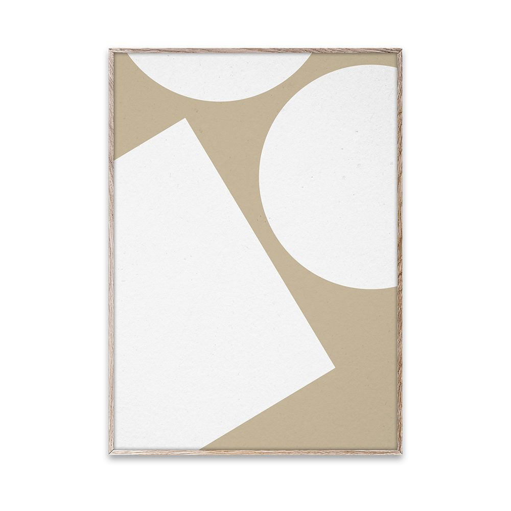 Poster - Simple Forms I - 50x70 cm
