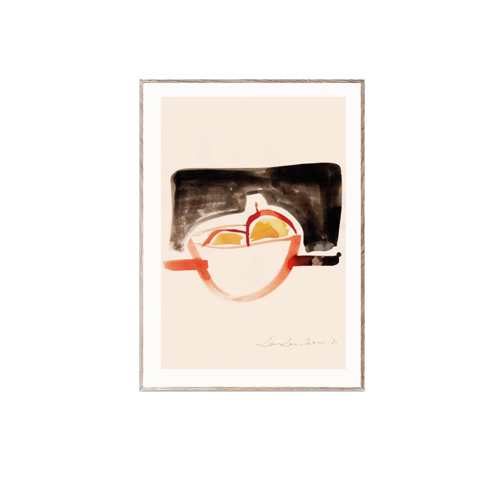 Poster - The Bowl - 30x40 cm