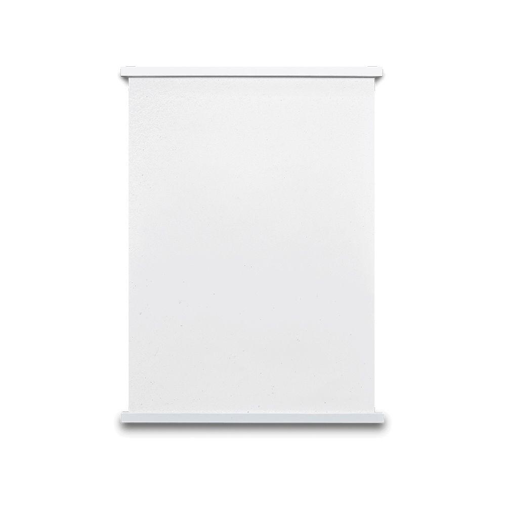 Posterleiste - STiiCKS 33 cm - white
