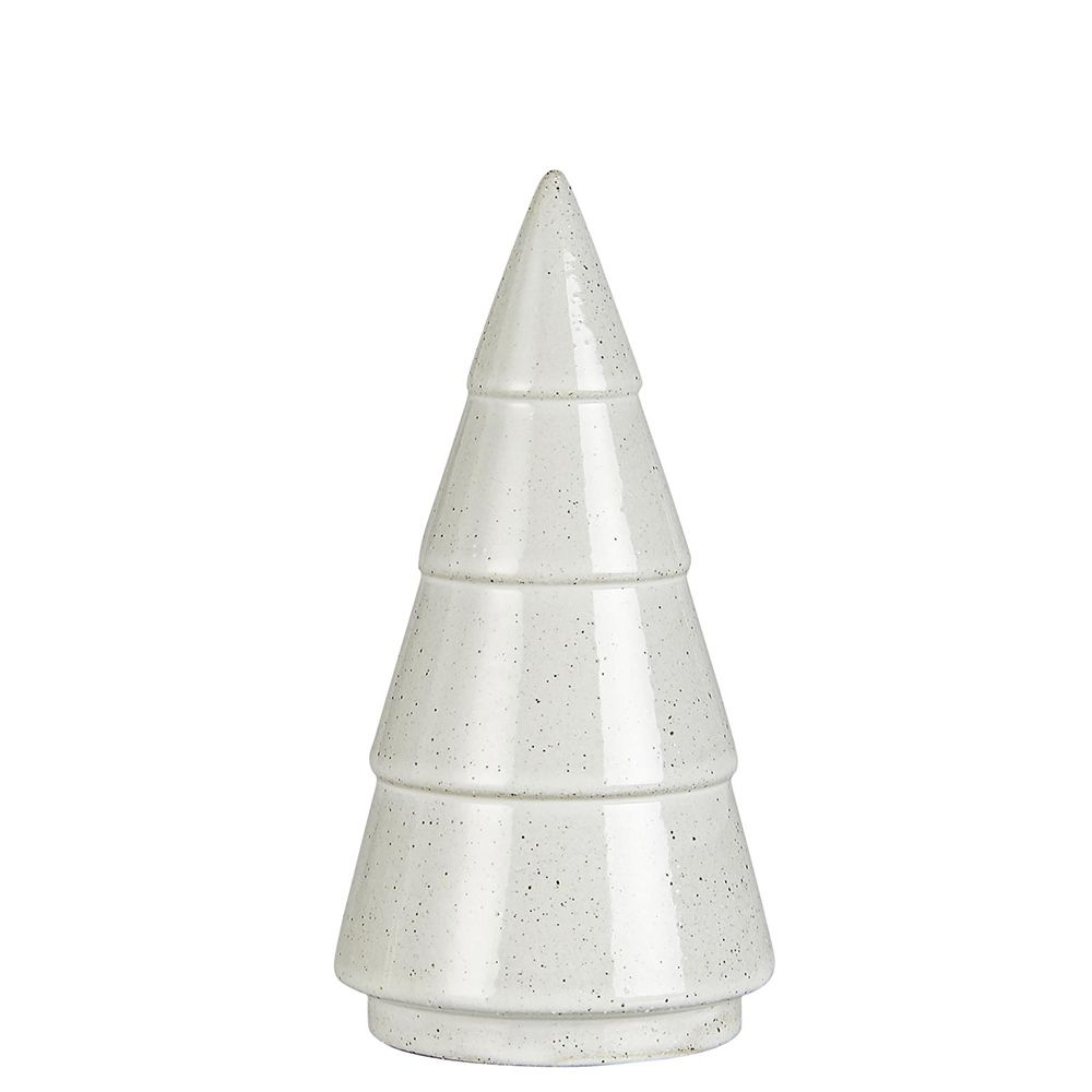 Tannenbaum - weiß 14,5 cm