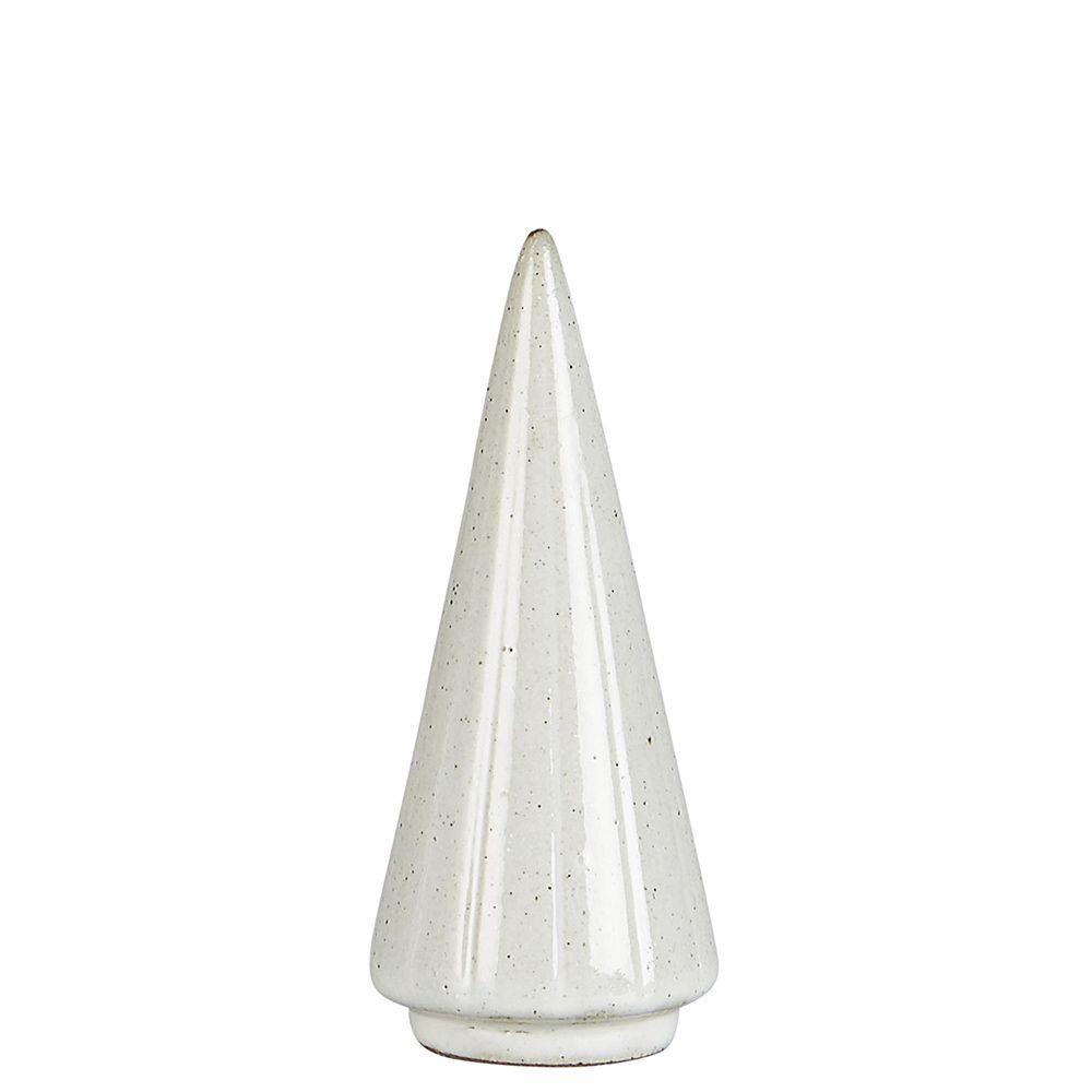 Tannenbaum - weiß 9 cm