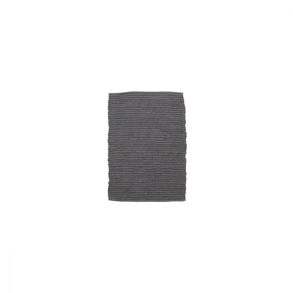 Teppich Chindi - grau 90 x 60 cm