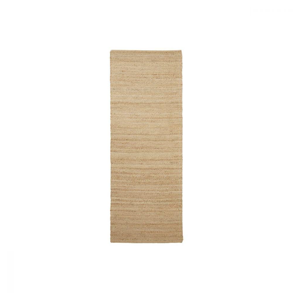 Teppich Hempi - natur 300 x 90 cm