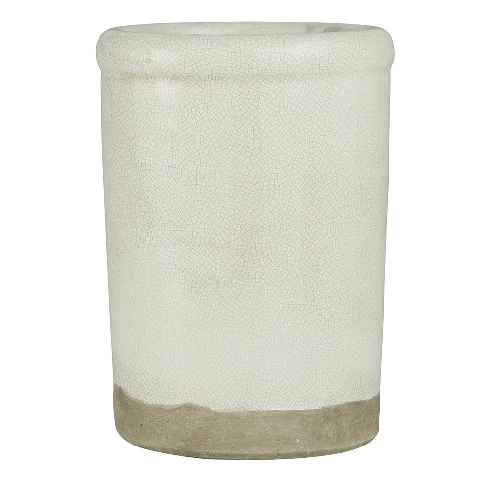 Übertopf - White Style Ø 14,5 cm
