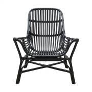 Lounge-Sessel Colony - schwarz