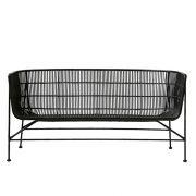Sofa Cuun - schwarz
