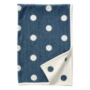Decke Dots - dusk blue