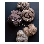 Buch - Slow Knitting: A Journey - from Sheep to Skein toStitch