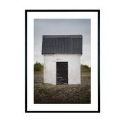 Poster Lone House - 50 x 70 cm