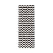 Teppich Ocean - beluga 70 x 250 cm