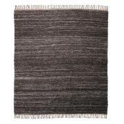 Teppich Hafi - braun 250 x 250 cm
