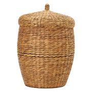 Korb mit Deckel Aske - natur 45 x 60 cm