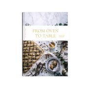 Buch - From Oven to Table
