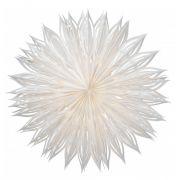 Leuchtstern Is - weiß 60 cm