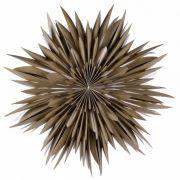 Leuchtstern Maja - gold 60 cm