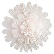 Leuchtstern Snöblomma - weiß 100 cm