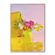 Poster - BLOOM 03 - Yellow - 50x70 cm