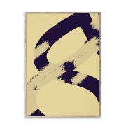 Poster - Ink Grain 02 - 50x70 cm